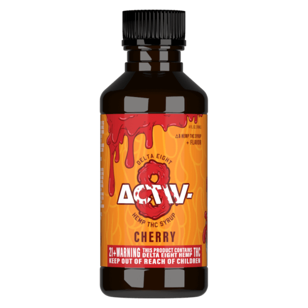 Activ8 Cherry Syrup