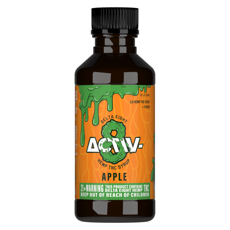 Activ8 Apple Syrup