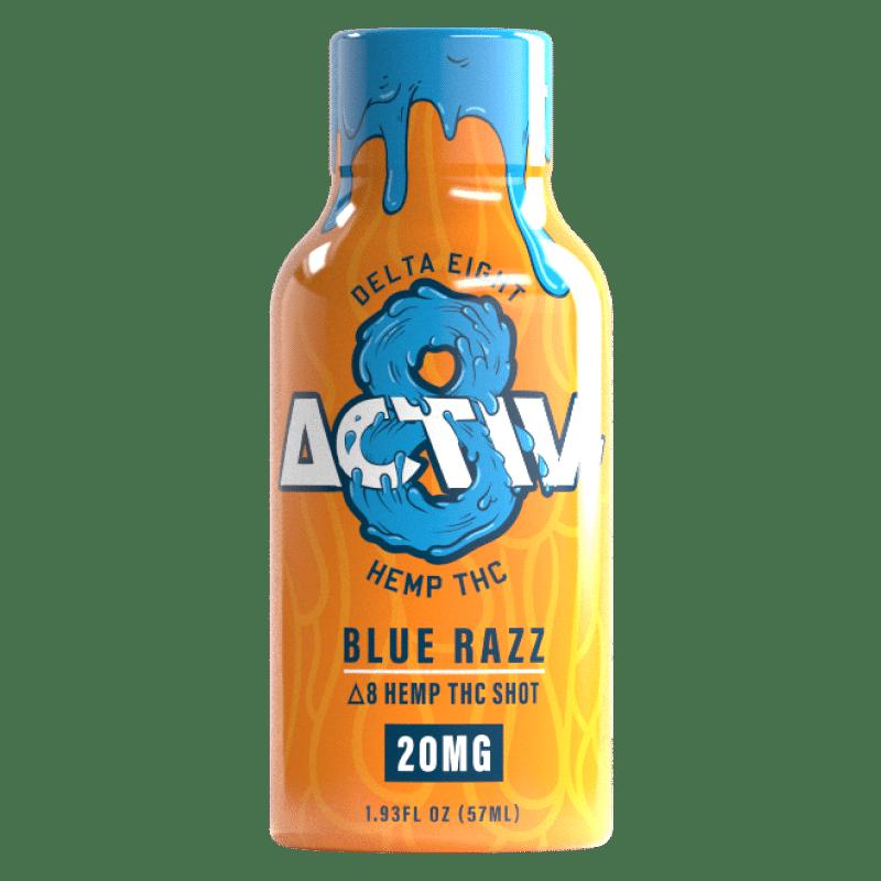 Blue Razz - Shot
