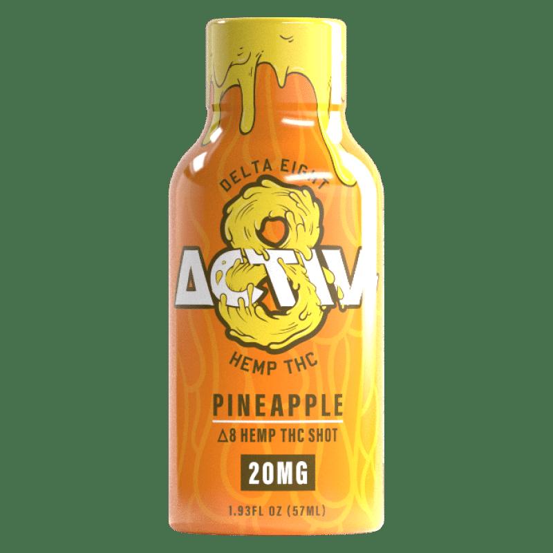 Pineapple - Shot